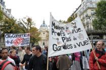 28 ноября во Франции очередной пик забастовки