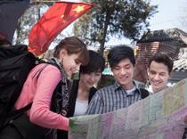 Закон о туризме написан по-китайски