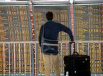 Европейские авиадиспетчеры начали забастовку