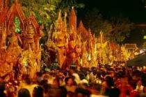 Таиланд готовится к Свечному фестивалю