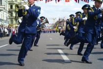 """Фестиваль военных оркестров """"Спасская башня"""" пройдет в Москве"""