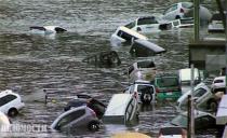 Землетрясения в Японии привели к масштабным разрушениям