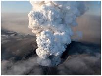 Исландский вулкан теперь можно понюхать в любой точке мира