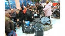 Кризис в Домодедово и Шереметьево продолжается