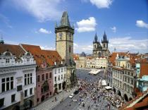В Чехии экскурсии по криминальным закоулкам проводят бывшие бомжи