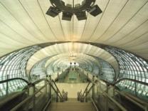 Туристам следует заранее выезжать в аэропорт Бангкока