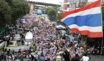 В Бангкоке безопасно несмотря на протесты
