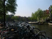 Велосипеды в Амстердаме: ездить как местный
