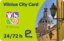 Вильнюс обновил скидочную карту для туристов