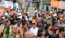 Во Франции усиливаются проблемы из-за забастовок