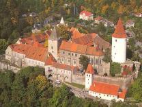 Чешские замки ждут посетителей ночью
