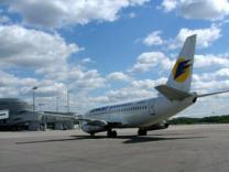Aerosvit сделал скидку на линии Москва - Киев