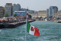 «Санкции» от итальянцев: Шенгенская виза бесплатно