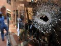 В Индии обстрелян автобус с туристами