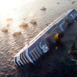 Costa Concordia: видео очевидцев