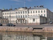 Президентский дворец в Хельсинки снова проводит День открытых дверей