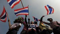 """Оппозиция в Таиланде собирает силы для """"закрытия Бангкока"""" с 13 января"""