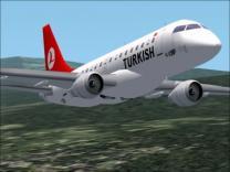 Один из рейсов Turkish Airlines Стамбул - Москва запрещен на весь апрель