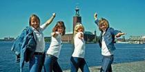 По Стокгольму вместе с ABBA