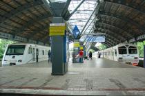 Аэроэкспресс установит современные турникетные линии на железнодорожных станциях в аэропортах в 2010 году
