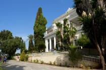 Дворец Ахиллеон на Корфу будет реконструирован