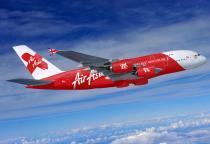 AirAsia проводит распродажу билетов на будущие осень и зиму