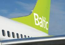 Авиакомпания airBaltic проводит распродажу билетов