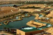 Искусственный пляж открылся в Эль-Айне (ОАЭ)