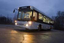 Ночные автобусы продолжат работу в Санкт-Петербурге