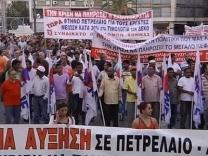 В Греции в результате забастовки на 9 часов остановятся поезда