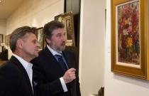 Собрание произведений искусства Барышникова покажут в Москве