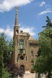 Еще одно здание Гауди доступно туристам в Барселоне