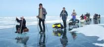 В марте состоится ледовый поход по Байкалу