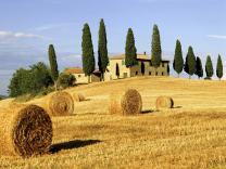 Италия: Тоскану затопило