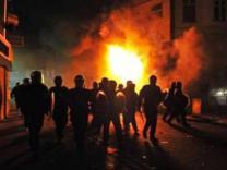Беспорядки в Стокгольме: туристам следует соблюдать осторожность