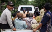 Страшное цунами в Индонезии