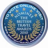 Названы победители британской награды Travel Awards