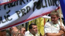 16 июня Чехия будет парализована забастовкой транспортников