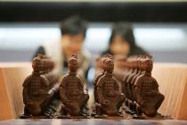 В Шанхае вновь открылся шоколадный парк