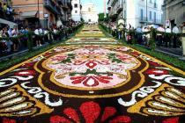 Цветочный праздник пройдет в Италии