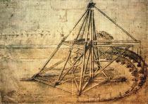 Крупнейшая выставка изобретений Леонардо да Винчи откроется в Москве