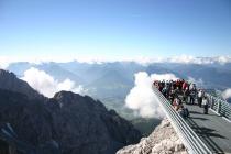 Мост над пропастью – новая достопримечательность Австрии