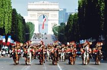 Французская столица готовится отметить День взятия Бастилии
