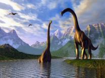 В Башкирии появился парк динозавров