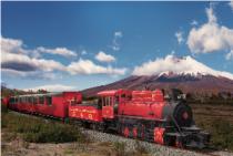 """""""Круизный поезд"""" - новая железнодорожная экскурсия в Эквадоре"""