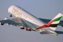 Emirates сделала скидку на полеты из Москвы в Дубай в январе