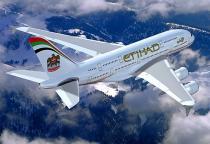 Etihad Airways сделала скидку на полеты в Азию и Африку