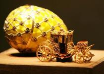 Произведения Фаберже и Cartier - на выставке в Московском Кремле