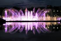 К новогодним праздникам в Москве заработают светомузыкальные фонтаны