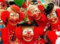 Зимние карнавалы начались в Германии